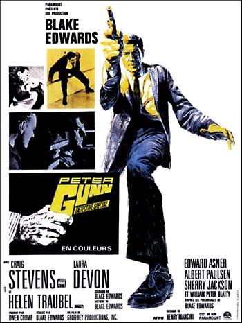 Peter_Gunn poster