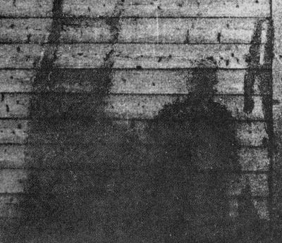 Hiroshima shadows....