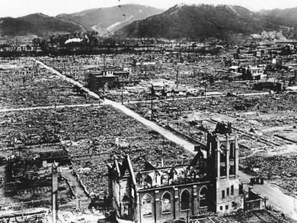 Nagasaki aftermath