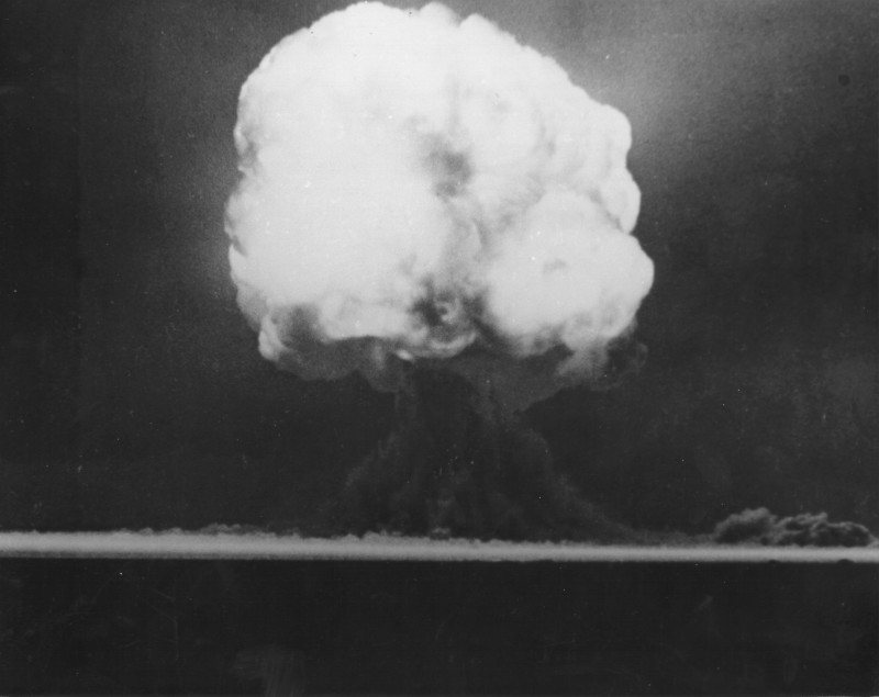 Trinity: 15 seconds after detonation