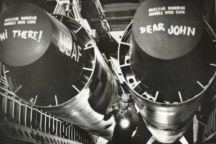 Dr. Strangelove - 2 bombs