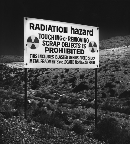 Nevada Test Site from American Ground Zero
