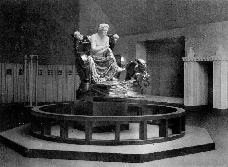 Beethoven by Max Klinger, 1902