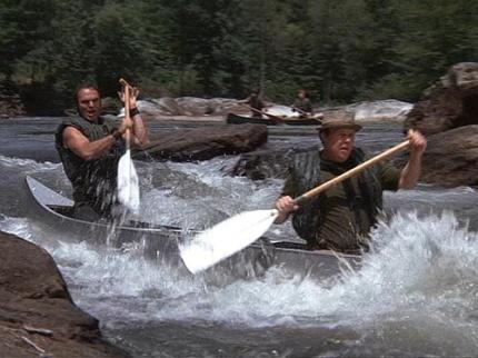 Deliverance rapids