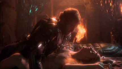 Excalibur sex scene