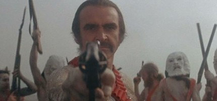 ZARDOZ Connery enforcing