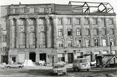 Hansa Studios, Berlin 1976