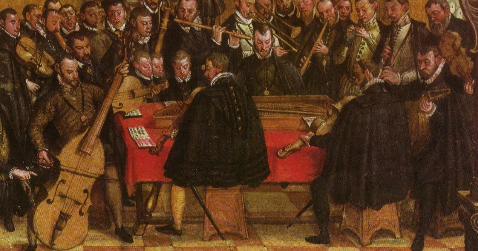 Orlando Lassus 1570_Hofkonzert copie